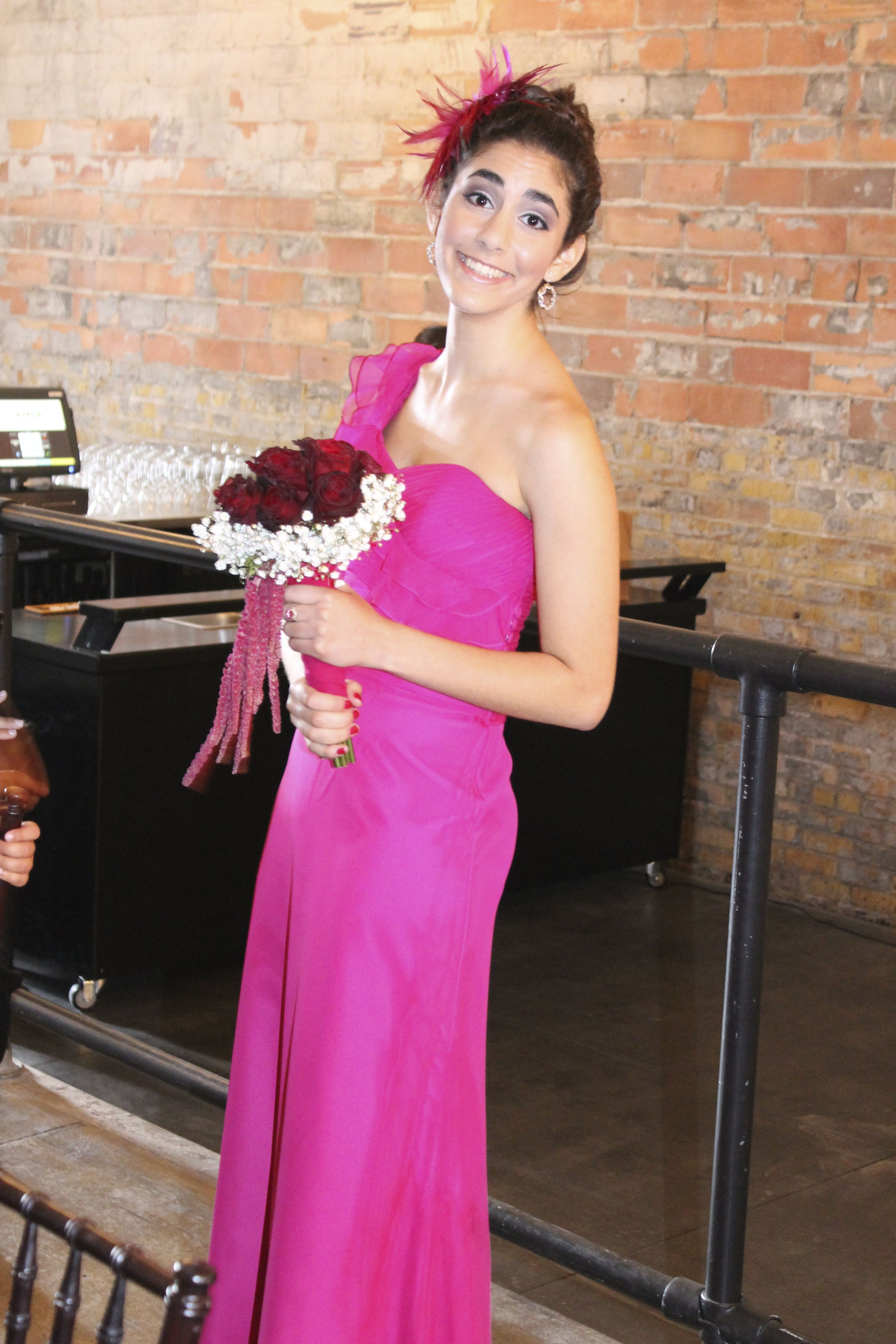 2d3fd2431f My maid of honor and beautiful sister  Jessie Israel wearing a gorgeous  dress from  Macy s Bridal Salon by Demetrios Minneapolis