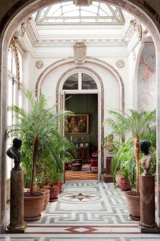 The Jacquemart-Andre Museum - The Winter Garden | Paris: C\'est ...