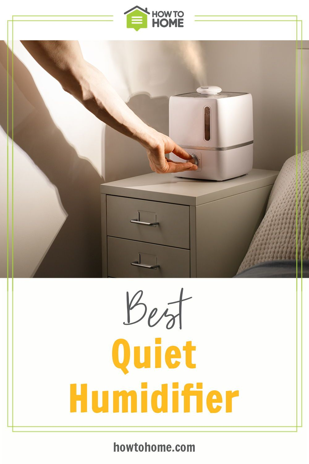 Best Quiet Humidifier (With images) Humidifier, Warm
