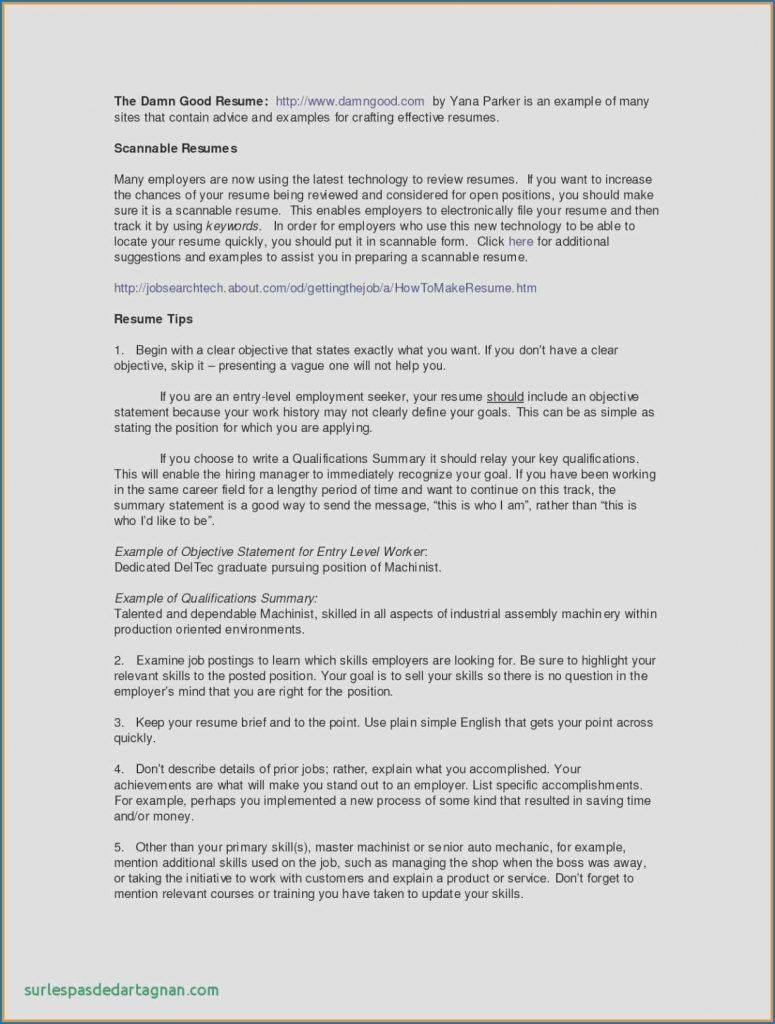 Warehouse Duties for Resume Luxury 87 Resume Objective for