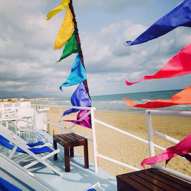 Los Banos Sunshine Bar Playa Les Deveses Denia Beautiful Places