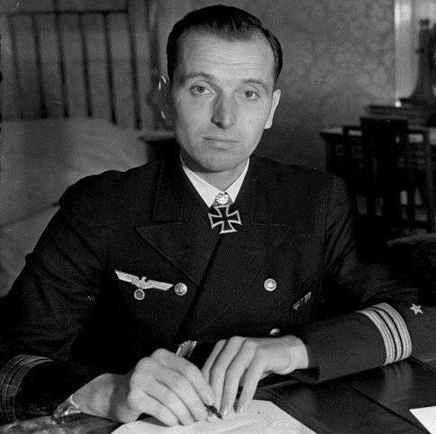✠ Otto Kretschmer (1 May 1912 – 5 August 1998)