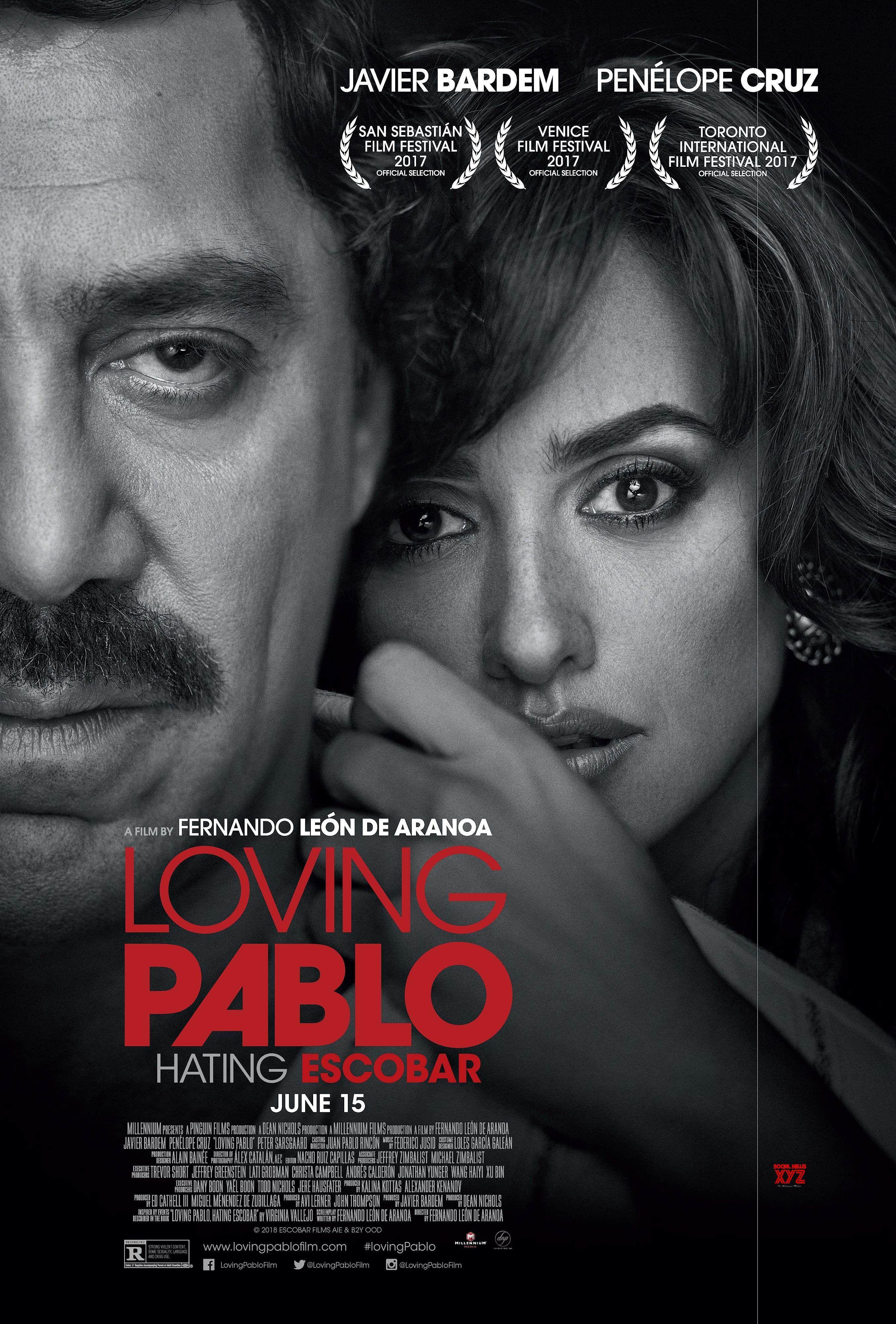 Loving Pablo Movie Stills And Poster Social News Xyz Escobar Film Escobar Movie Javier Bardem