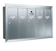 Bommer 9040 3 Doors Bommer Mailboxes By Bommer 185 60 Compartment Size 15 High X 5 Wide X 6 Deep Apartment Mailboxes Commercial Mailboxes Cluster Mailboxes