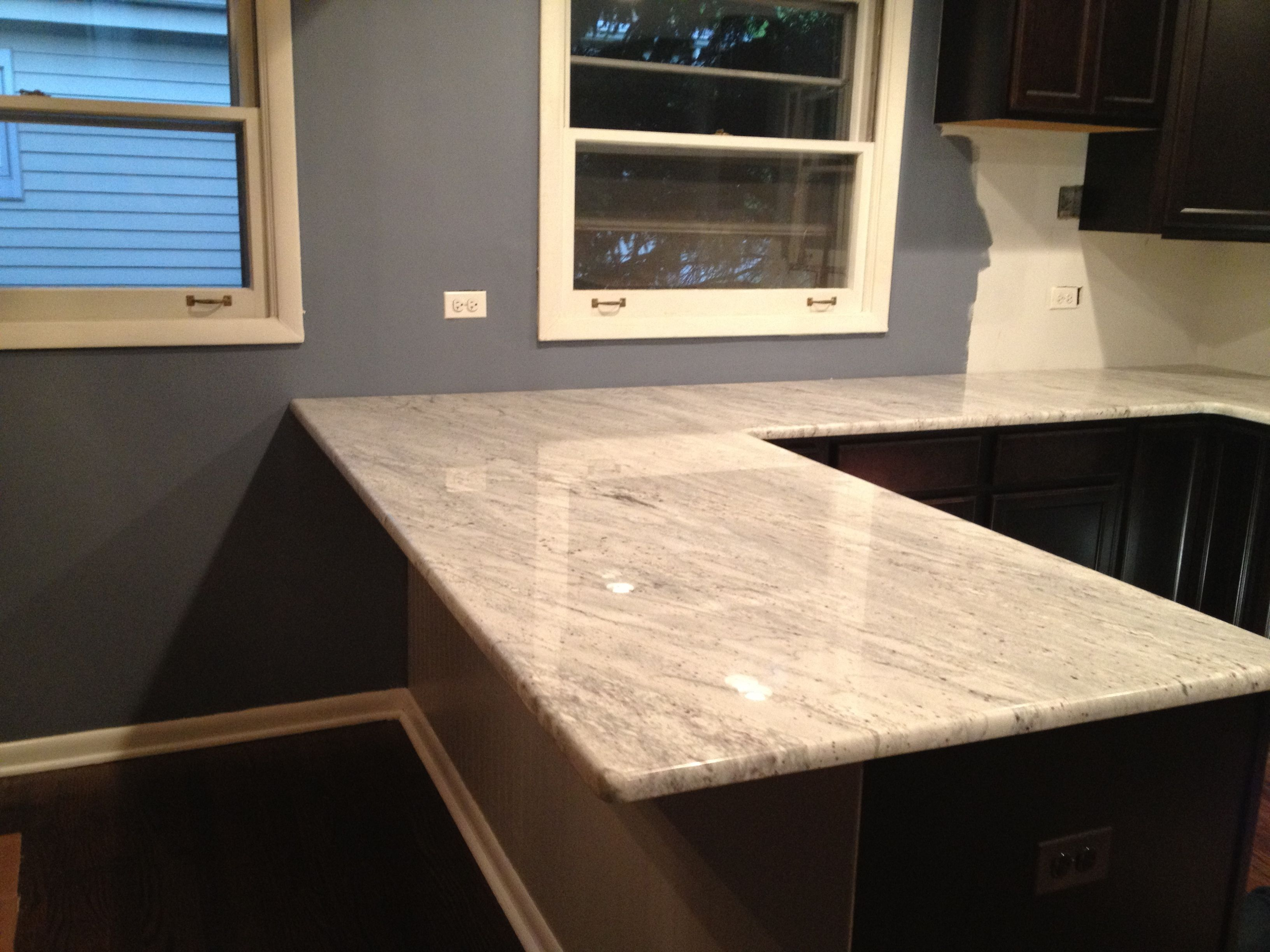 Glacier White Granite Glacier White White Granite