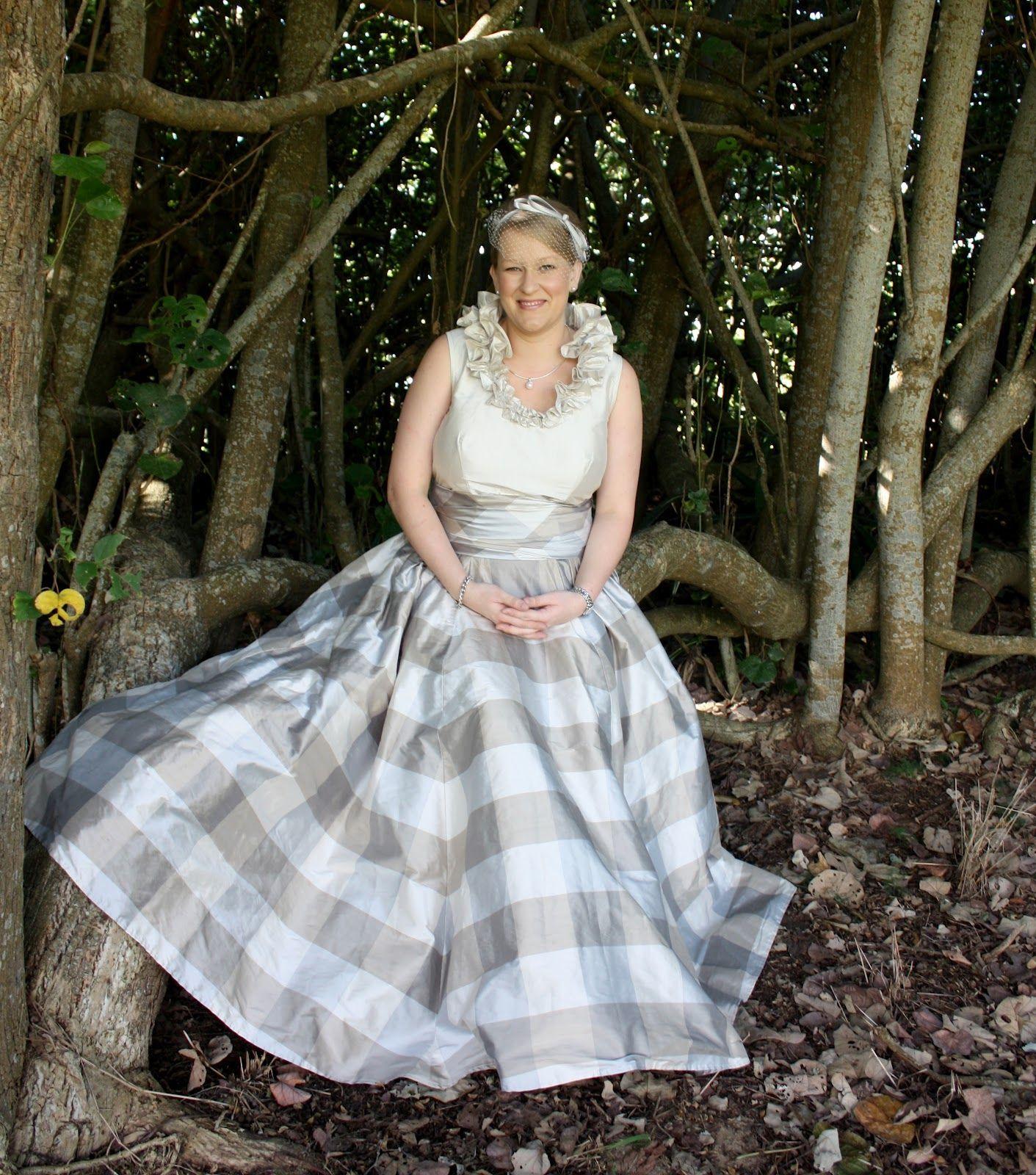 Scottish tartan wedding dress   Plaid Wedding Dress  Plus Size Dresses for Wedding Guest Check
