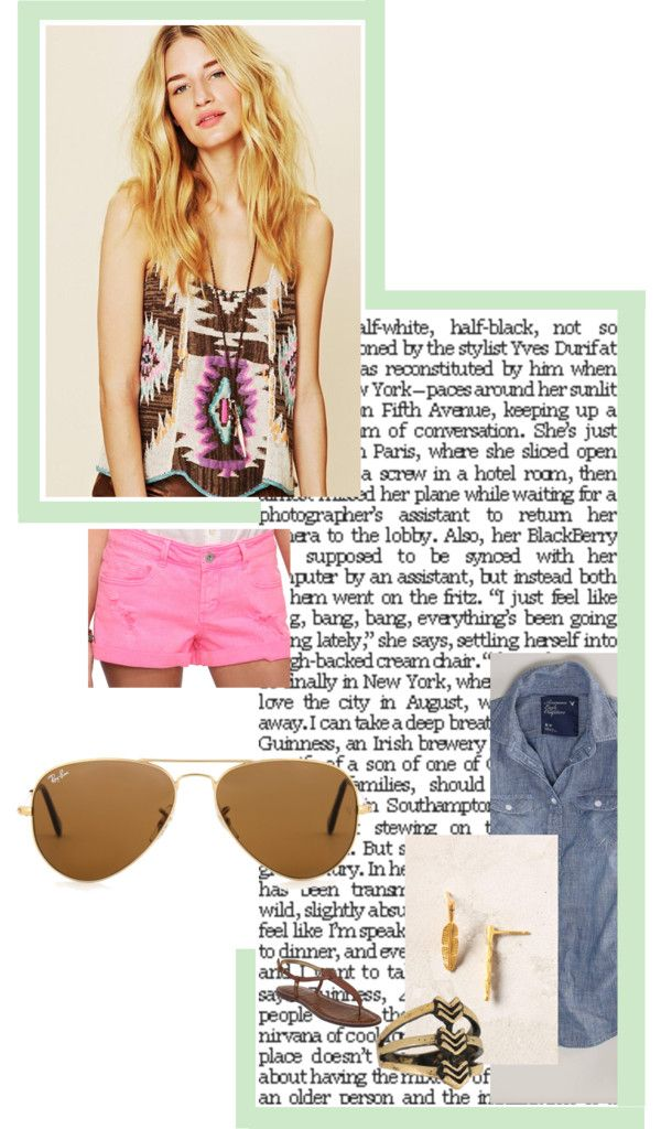 Chill, created by hfogg on Polyvore