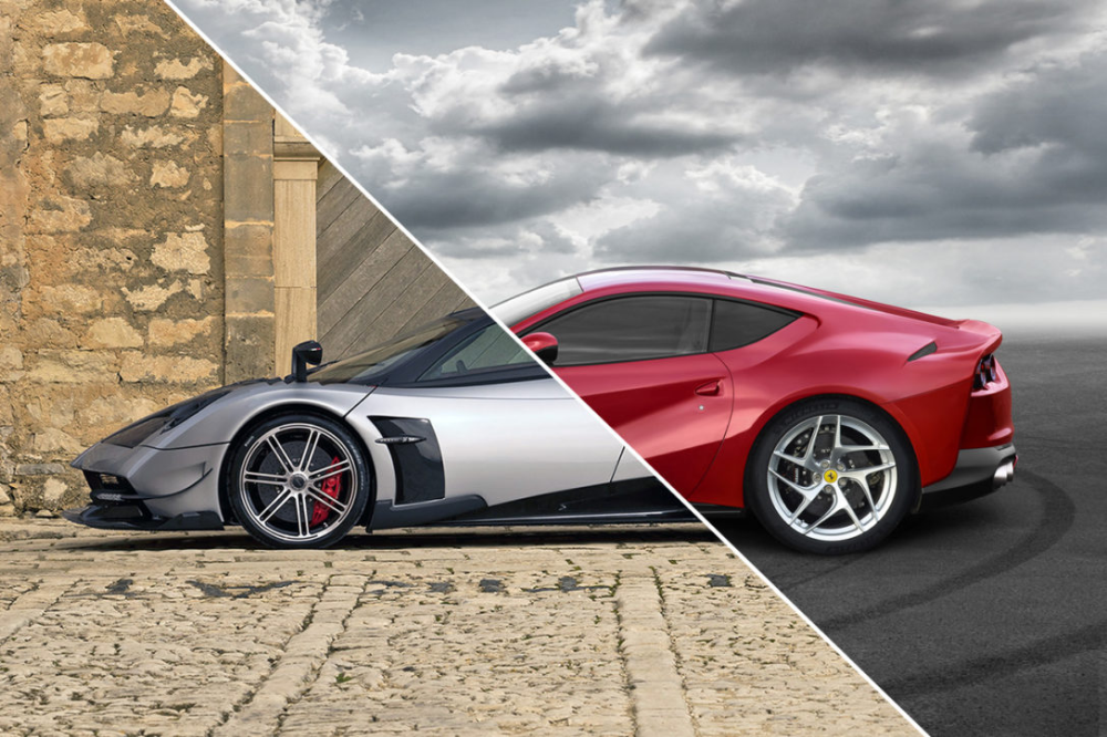 What S The Difference Hypercar Vs Supercar Hiconsumption In 2021 Super Cars 2011 Bugatti Veyron Mercedes 300sl