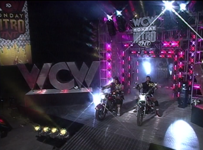 The Best And Worst Of Wcw Monday Nitro 3 10 96 With Leather Wcw Nitro Google Images