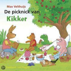 De picknick van Kikker door Max Velthuijs