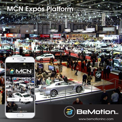 Pin By BeMotion Inc On Expo & Events Platform