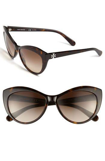 864f4b35e47c So Audrey! [Tory Burch Cat's Eye Sunglasses, Nordstrom] | wishlist ...