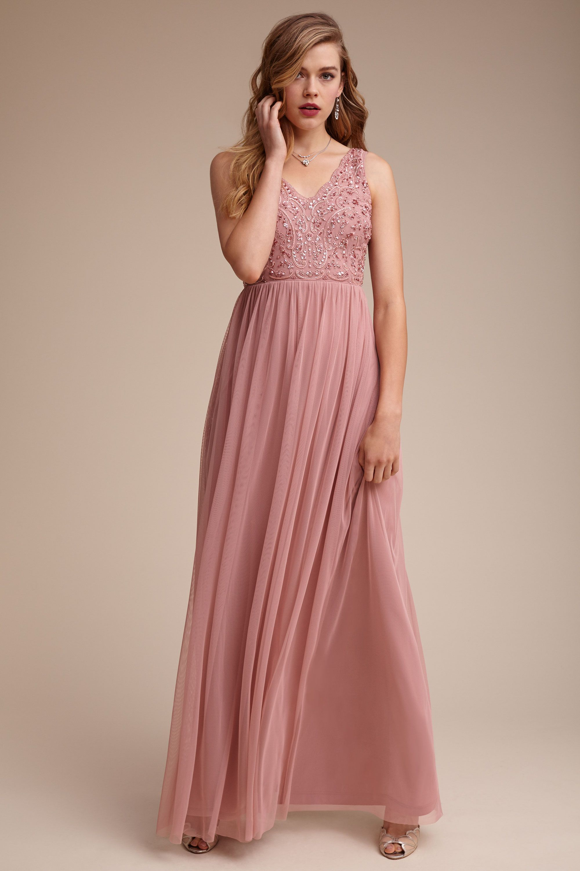 Orlene Dress from @BHLDN | bridesmaid dresses | Pinterest