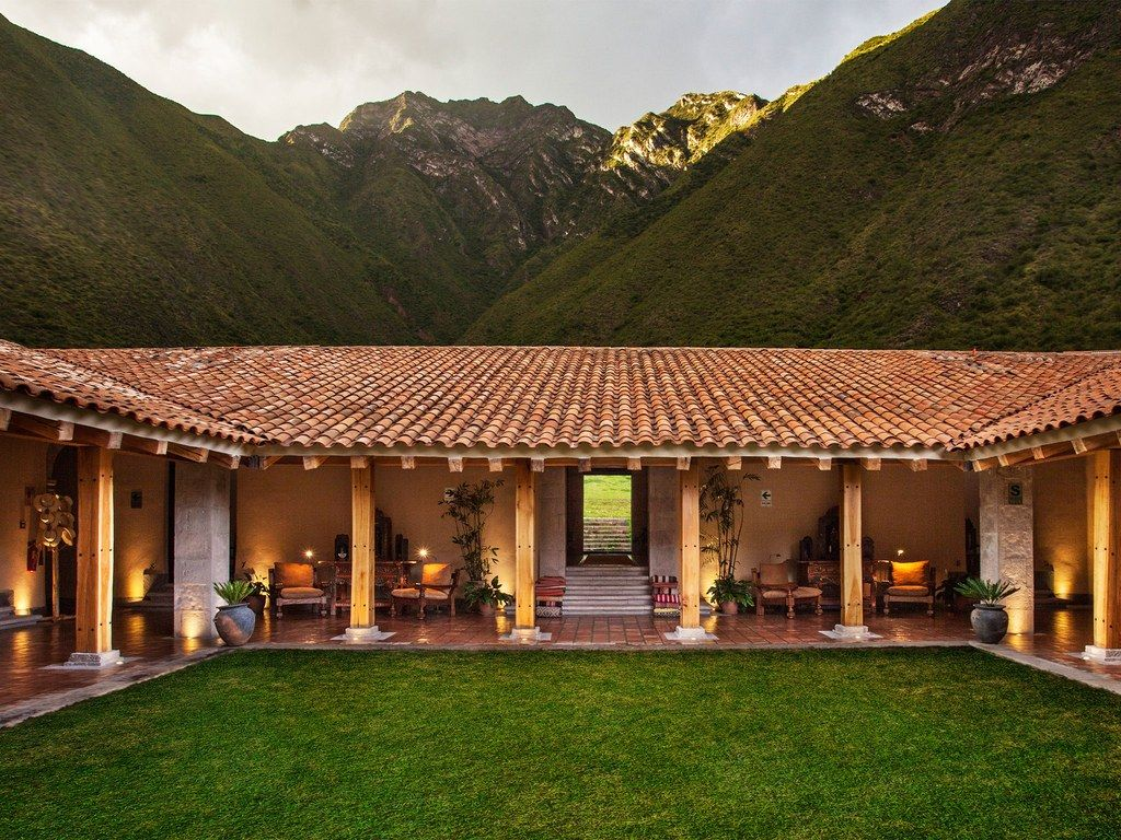 Best new hotels in the world hot list 2017 peru - Ideas casas de campo ...