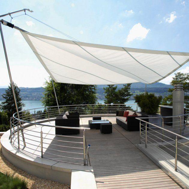 Toldos vela pergolas canopy and patios - Velas para terrazas ...