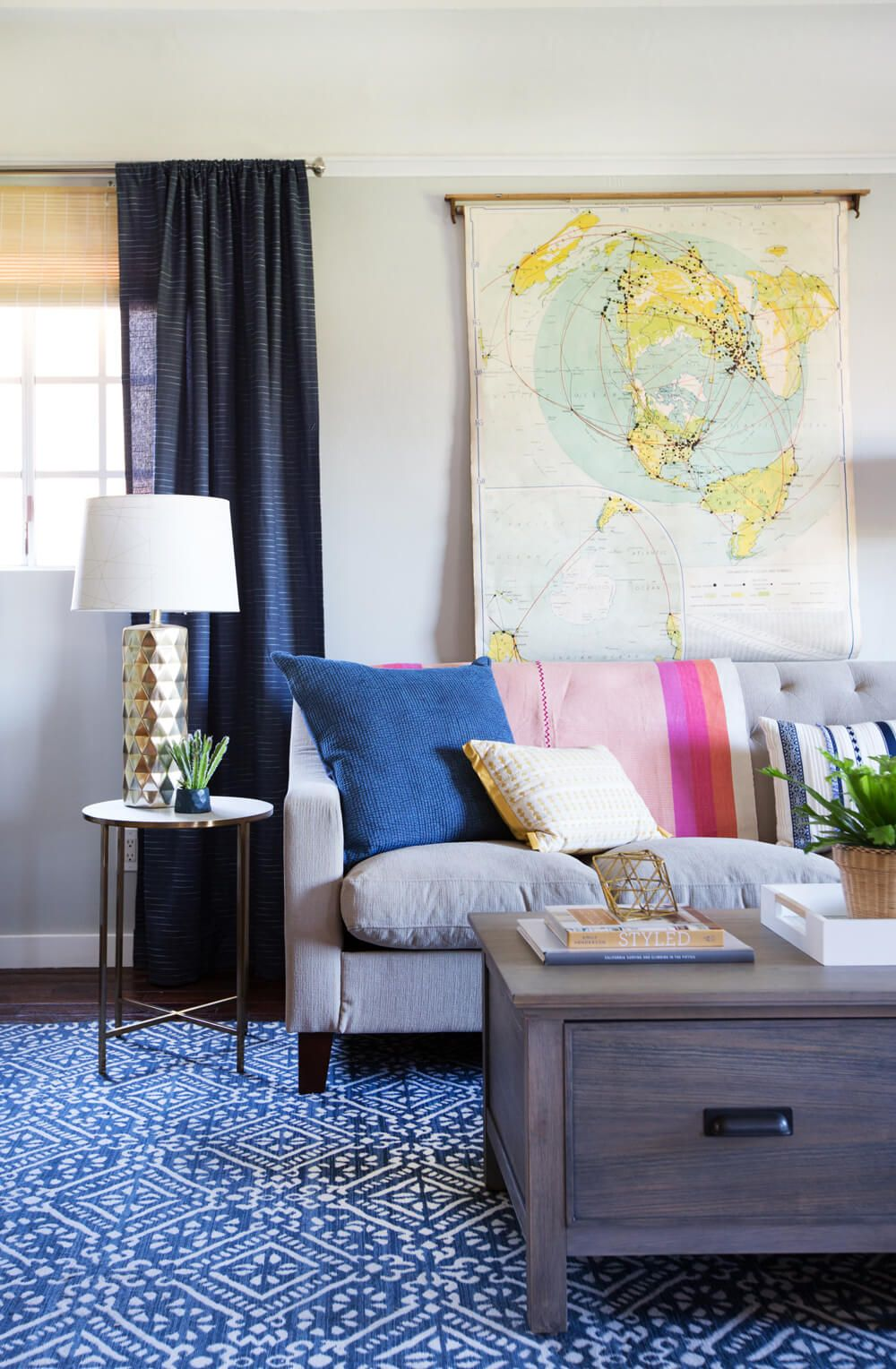 Take A Picture Of A Room And Design It App: Sylvia's Surprise Makeover: The Living Room