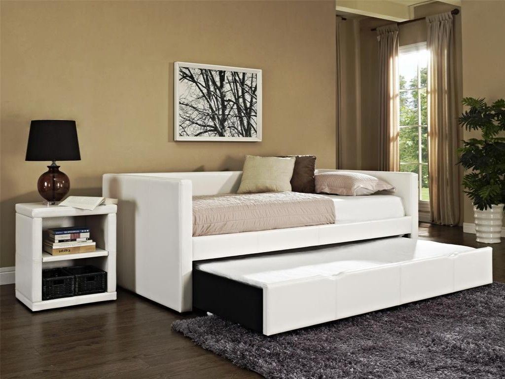 Image Of Daybed Trundle Ikea A Multiple Purpose Furniture Full Size