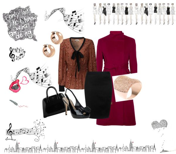 """""""for the office"""" by melissa-delp on Polyvore"""