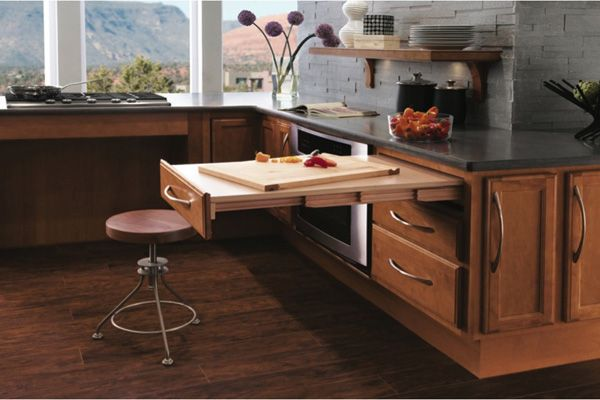 15 Or More Ways To Incorporate Universal Design Kitchen Design Accessible Kitchen Kitchen Remodel