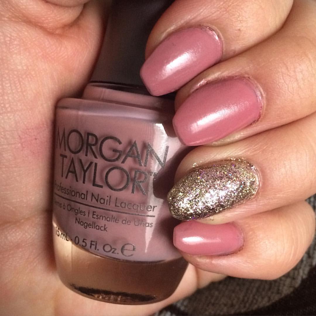 Morgan Taylor has the prettiest colors. #morgantaylornaillacquer  #morgantaylor #nails #nailpoilsh
