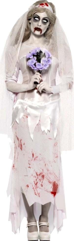 costume pirate fantome enfant   ... mariée zombie Halloween  idée costume halloween pas  sc 1 st  Pinterest & Déguisement femme mariée zombie Halloween   Pinterest   Costumes ...