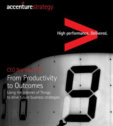 The Economist Insights – Expert Analysis and Events   CEO Briefing 2015: From productivity to outcomes