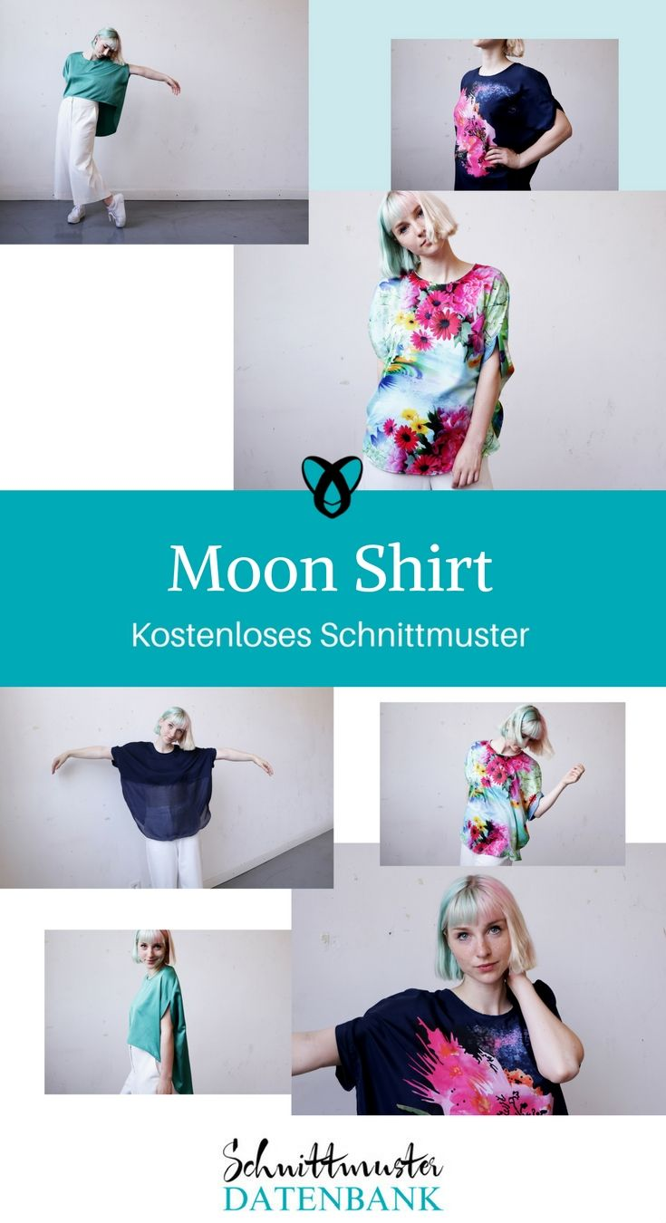 Moon Shirt Noch keine Bewertung. | Sewing clothes and Patterns