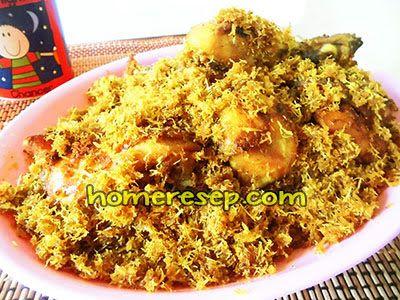 Resep Ayam Goreng Serundeng Kelapa Resep Masakan Indonesia Homemade Resep Ayam Resep Masakan Makan Malam
