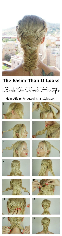 school hairstyle cgh