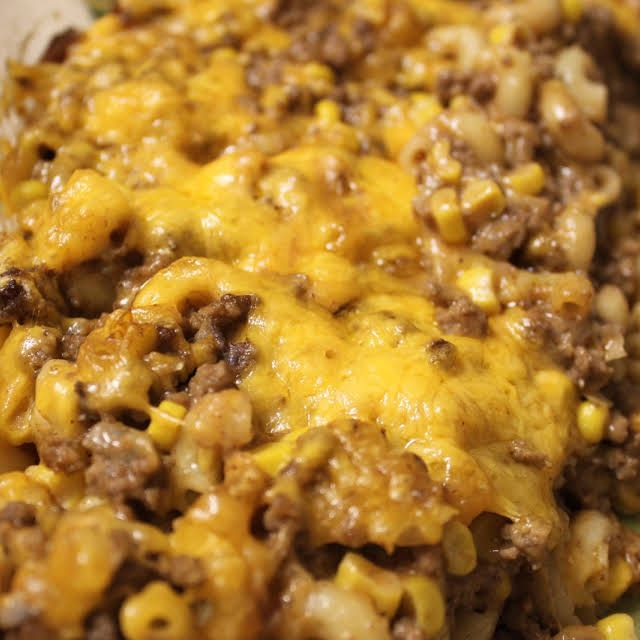 Hamburger Casserole Recipe | Yummly #hamburgercassarole