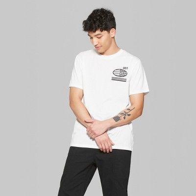 d9088ea88b6 Men s Short Sleeve Graphic T-Shirt - Original Use White XS in 2019 ...