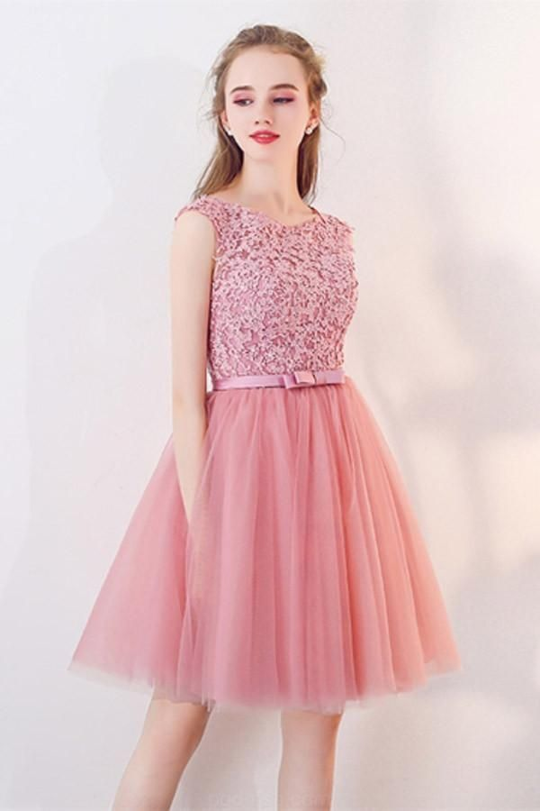 Hot Sale Beautiful Prom Dress Wedding Dresses A-Line Cap Sleeves ...