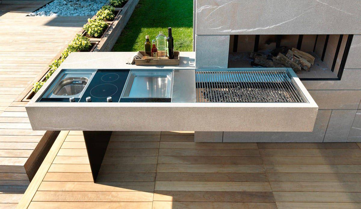 Piano a induzione griglia friggitrice piastra for Piani patio esterno