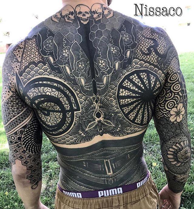 Silo Tattoos Incredible Body Art Masterpieces That Look: Tattoos For Guys, Incredible Tattoos