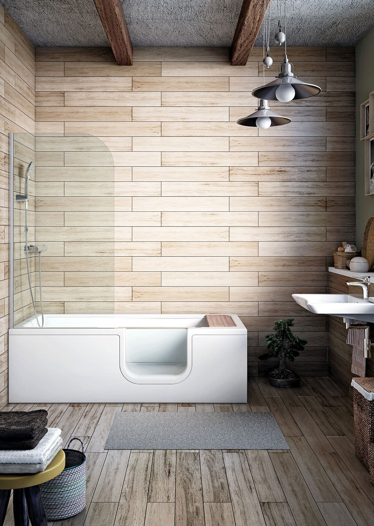 Tipps Zur Badewanne Planung Kauf Einbau Und Pflege Kleines Bad Renovierungen Badewanne Kleines Bad Dekorieren