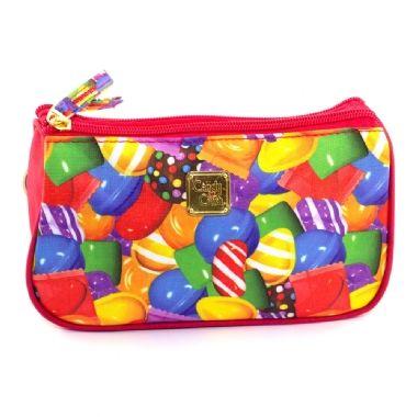 Estojo Necessaire Candy Crush ET40146CR | Albatroz Papelaria