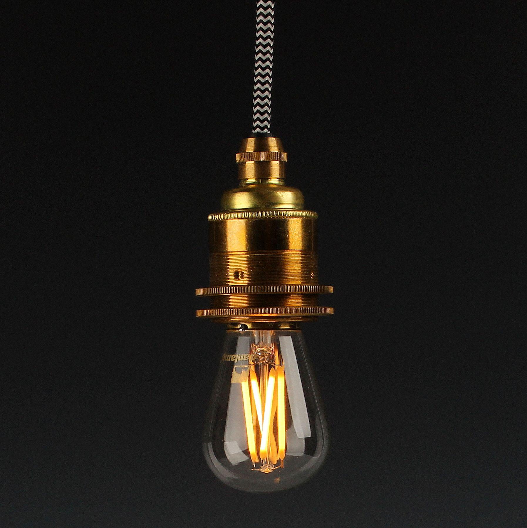 Danlamp E27 Vintage Deko Led Mini Edison Lampe 240v 2 5w Lampen Kaufen Lampen Led Leuchtmittel