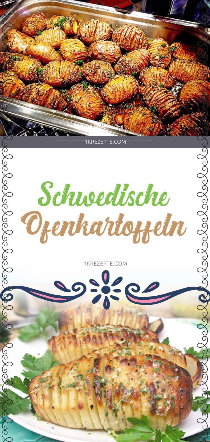 Schwedische Ofenkartoffeln #kartoffelnofen