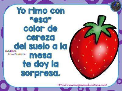 Adivinanzas De Frutas 10 Adivinanzas Y Trabalenguas Adivinanzas Adivinanzas De Verduras
