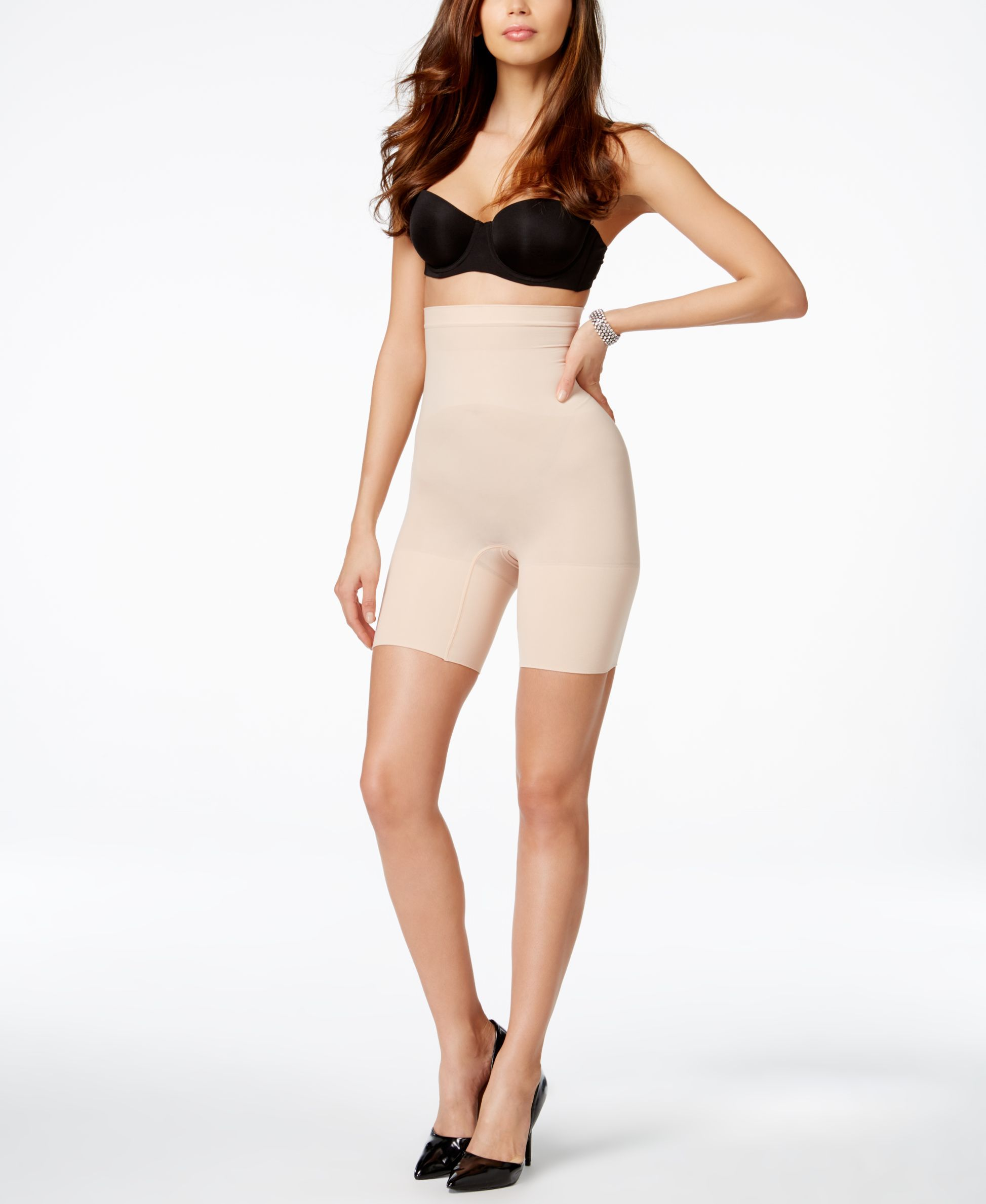 f80d2e2445eb Women's Higher Power Tummy Control Shorts | Shapewear | Spanx ...
