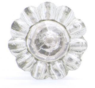 Daisy clear cupboard knob - zakkia.com.au for knobs.