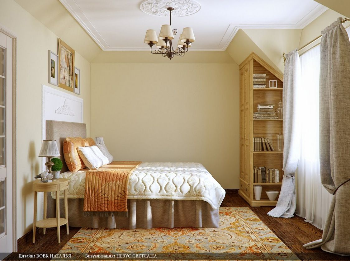 What makes this room so inviting? Color, fabric, simplicity?