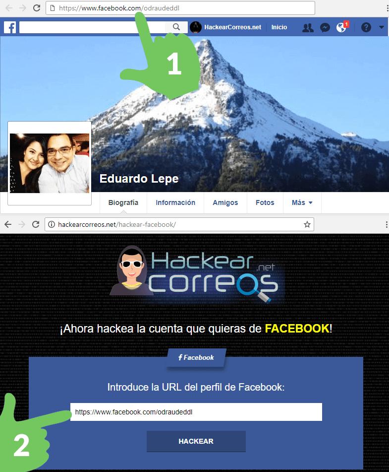Hackear Un Facebook En 2019 Perfil De Facebook Hackear Plataforma De Facebook
