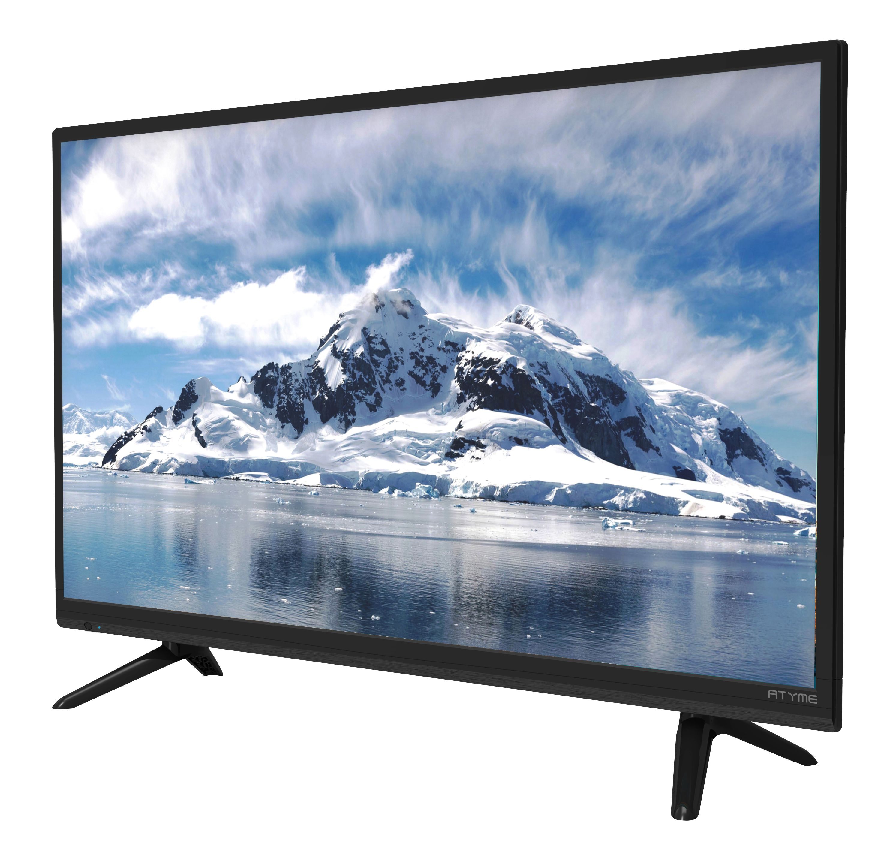 Atyme 32 Class Hd 720p Led Tv 320am5dvd With Built In Dvd Player Ad Hd Aff Led Atyme In 2020 Led Tv Dvd Player Tv