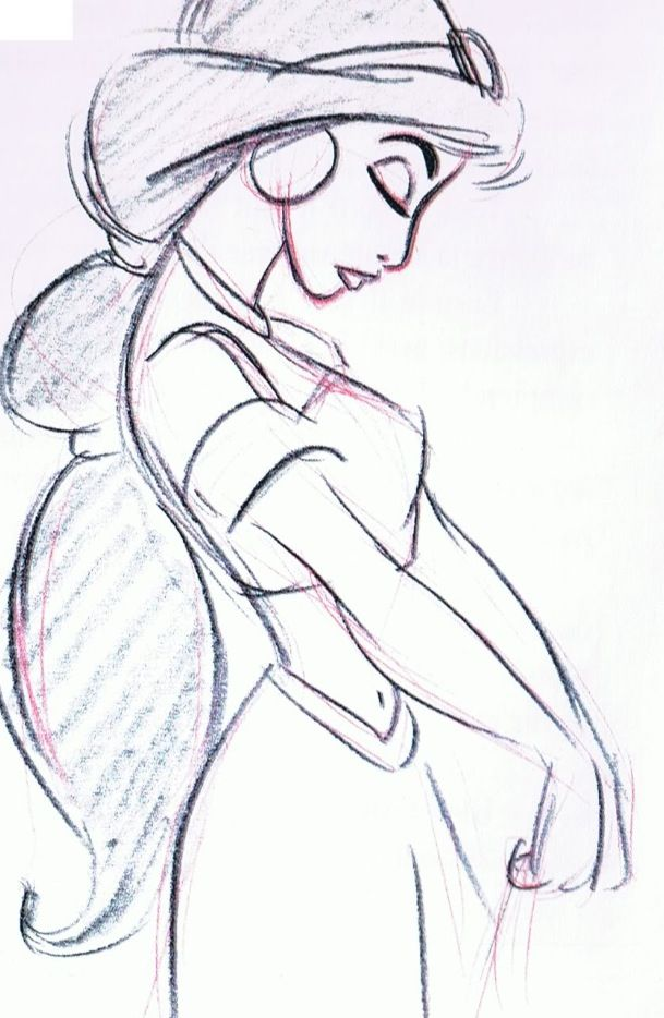 Discover Ideas About Disney Sketches