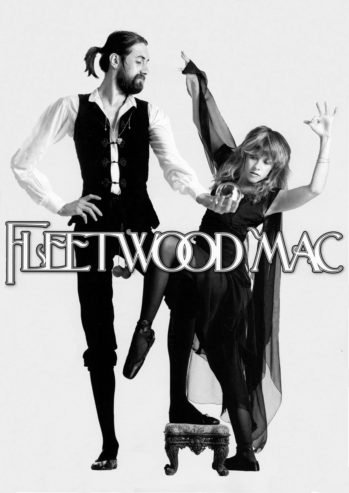 "Rumours"" album cover outtake. "" Stevie nicks fleetwood"
