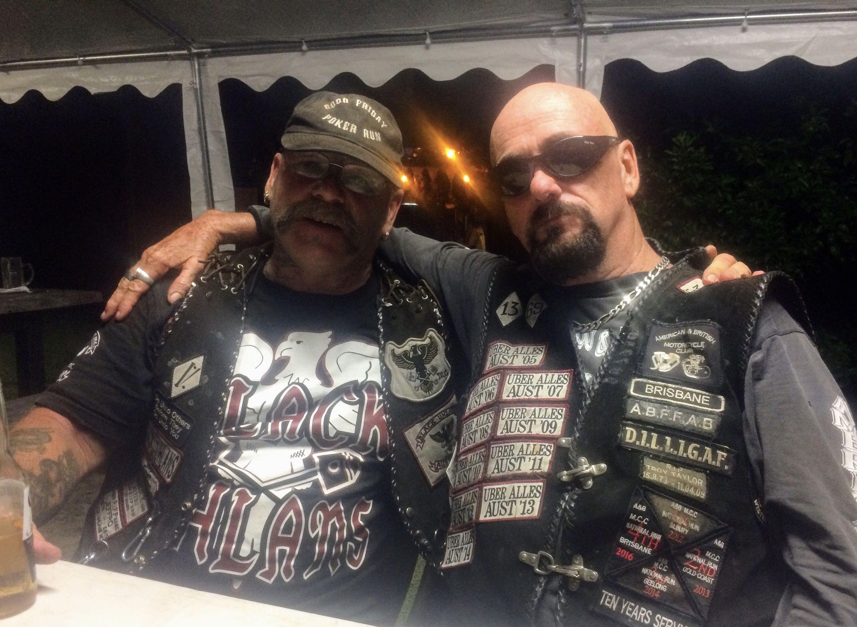 Pin by NeilOD on Black Uhlans MC   Mens tops, Biker party, Biker clubs