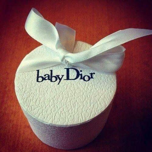 Baby dior ! Cute!