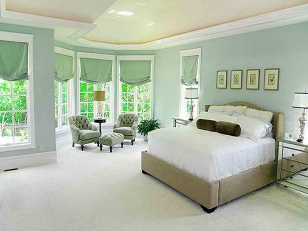 Marvelous Relaxing Bedroom Color Ideas Part - 1: Relaxing Bedroom Wall Colors