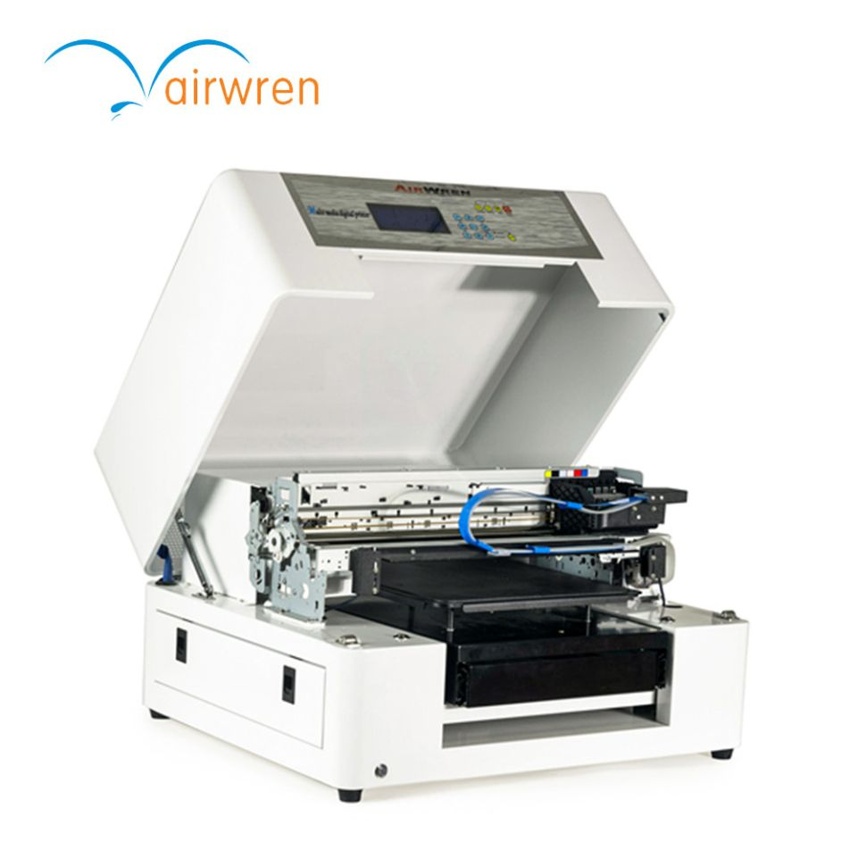 CE approved digital textile printing machine fabric printer